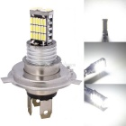 MZ H4 P43T 9W Car LED Headlight / Daytime Running Light / Driving Lamp White 45-4014 SMD 450lm (12V)