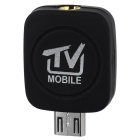 Micro USB Digital TV Receiver / Mobile Watch DVB-T / ISDB-T TV Tuner Stick for Android Phones / Pad