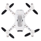 Hubsan X4 Camera Plus H107C + 720p 2.4G 4 CH RC Quadcopter w / Battery - Valkoinen