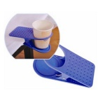 Monitoiminen Clip Cup Holder - Blue