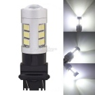 Buy MZ T25 P27/7W 3157 8W Car LED Brake Light / Driving Lamp Parking White 42-4014 SMD 420lm