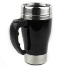 Upgrade Automatic Mixing Stainless Steel Electric Rotate Coffee Cup