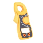 Digital Multimeter Electronic Tester AC/DC Clamp Meter - Yellow