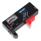 Universal AA AAA CD 9V Checker Tester Button - Preto