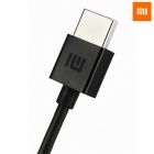 Original Xiaomi High Definition 1080P HDMI to VGA Converter Cable Adapter - Black (4cm)