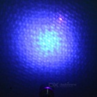 1mW 405nm Blue + Purple Light Laser Pointer Pen - Black + Silver