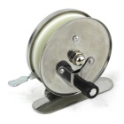 Stainless Steel Metal Ice Fishing Reel