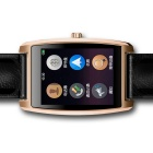 "Zeblaze Cosmo 1.61"" IPS Bluetooth 4.0 Smart Watch w/ Heart Rate Monitor / Health Tracking - Golden"