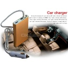 CARKING 8000mAh Multi-functional Car Battery Car Jump Starter w/ Built-in LED Flashlight Torch