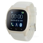 Smart Bluetooth Watch Smartwatch M26S for Android IOS Phone - White