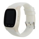 New Smart Bluetooth Watch Smartwatch for Android IOS Phone - White