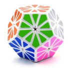 Megaminx Magic IQ Cube Puzzle Puzzle Toy - Multicolore