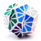 Megaminx Magic IQ Cube Juguete educativo del rompecabezas - multicolor