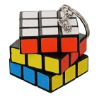Rubik's Cube Keychain - Multi-Colored