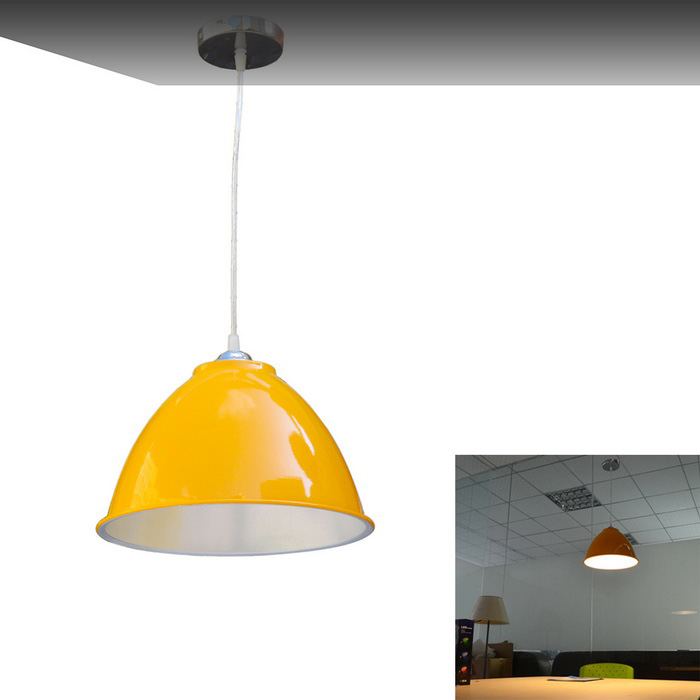 Jiawen 5W LED Ceiling Light Lamp Warm White 3200K 400lm 25-SMD 3528 Dia 30cm - Yellow