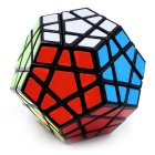 Classic Megaminx Magic IQ Cube Puzzle Toy - Multi-Colored