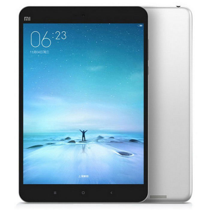 "Xiaomi Mi Pad 2 Win10 Quad-core Tablet w / 7.9 ""IPS, 2GB RAM - Silver"