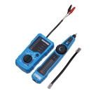 Fwt11 multifuction net cable tester wire tracker - azul + preto