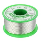 Environmental Protection 1.0mm Tin juottaminen Wire - hopeanvalkoinen + vihreä