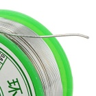 Environmental Protection 0.8mm Tin Soldering Wire - Army Green + Silver + Multicolor