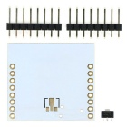 ESP8266 ESP-07 ESP-12E ESP-12F Wi-Fi Wireless Transceiver Adapter Module w/ 3.3V Regulator IC -White