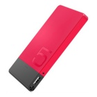 "Huawei AP006 Colorphon 5 ""4800mAh"" Power Bank External Battery Pack w/ LED - Red"