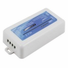 DC12~24V 12A LED Lights Lamps Dimmer + 2.4G Wireless RF Controller - White + Blue