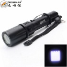 ZHISHUNJIA FB169-T6 XM-L T6 LED 800lm 5-Mode White Zooming Flashlight