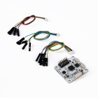 CC3D OpenPilot Flight Controller Staight Pin STM32 32-bit Flexiport for H210/250/280/330/450 - White