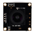 800TVL PAL FPV HD CMOS 168-Degree Wide Angle Camera Lens for Multicopters - Black + Grey