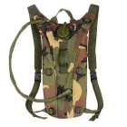 AoTu Outdoor Cycling Mountaineering Water Bag Hydration Bladder Backpack - Camouflage (2.5L)