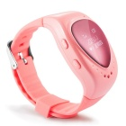 DMDG GPS Locator Watch Phone  for Kids/ GPS Tracker / Monitor / SOS Alarm/Smart Phones APP Tracking