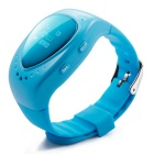 DMDG GPS Locator Watch Phone for Kids / GPS Tracker / Monitor / SOS alarme / telefones inteligentes de rastreamento APP