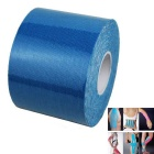 Elastic Cotton Motion Bandage Muscle Paste Kinesiology Tape - Blue (5cmx5m)