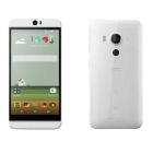 HTC J Butterfly HTV31 Snapdragon810, 3GB RAM,20.2-megapixel Camera, Unlock Original Rom - White