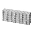 10 * 5 * ímã forte retangular do ndfeb de 3mm - prata (100PCS)
