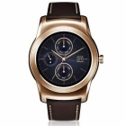 Genuine LG Watch Urbane Wearable Smart Watch - Gold (International Version No Warranty)