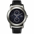 Genuine LG Watch Urbane Wearable Smart Watch - Silver (International Version No Warranty)