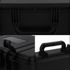 Carrying Case Plastic Protective Suitcase Case Box for Parrot Bebop Drone 2 - Black