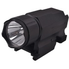RichFire SF-P08 CREE XP-E 3-Mode LED Tactical Pistol Flashlight - Black (1*CR123)