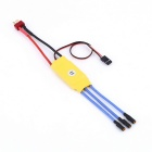 30A Welding Plug Brushless ESC Electric Speed Control 4V-16V Voltage