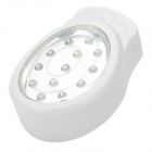 2W 13-LED 2-Mode Rechargeable Emergency White Light Lamp (110~240V)