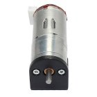 High Torque 25mm DC 6.0V 100 rpm Encoder Precision Gear Motor w / montering Flange