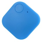 Wireless Bluetooth V4.0 Anti-Lost Alarm Device w/ Remote Selfie / Recording / Location - Blue