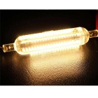 KINFIRE 360°R7S 10W 800lm 3500K 192-4014 SMD LED Warm White Light Halogen Core Lamp (AC 220V)