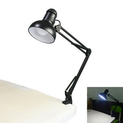 Jiawen 5W E27 LED White 6500K 400lm Foldable Clip-on Reading Light