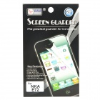 Clear LCD Screen Protector with Cleaning Cloth for Nokia E72