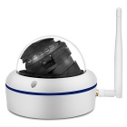 SunEyes SP-V702W 720P Waterproof Mini Dome IP Camera - White (AU Plug)