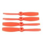OCDAY VMAX9286 5045 Strengthened 2-Blade CCW & CW Propellers Set for H250 - Orange (2 Pairs)