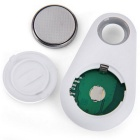 Wireless Bluetooth Camera Remote Shutter / Tracker for IPHONE / Android Device with BT 4.0 - White